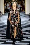 Alessandra Ambrosio on the catwalk