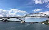 B-Peace Bridge-Linking The USA to Canada