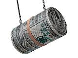 Money Roll Bag