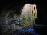 Si esce dalla grotta