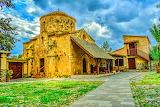 Monastery, Cyprus