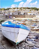 Mousehole Cornwall England UK Britain