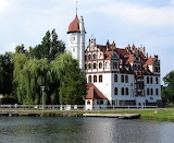 Basedow Castle - Germany