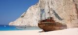 Greece Zante Alykanas Wreck