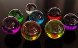 Esferas de color