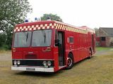 Dennis 1980 Dominator Incident Command Unit