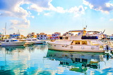 Boats, Cyprus