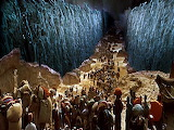 Moses Red Sea Crossing
