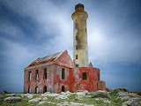 Old Lighthouse, Klein Curaçao by Barry Jansen