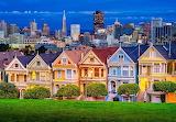💜Painted Ladies, San Francisco...