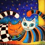 cats by Bella Sharkova