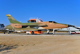 Republic F-105D Thunderchief Century Circle Edwards AFB