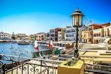Crete, Chania harbour