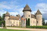 Chateau de Savigny les Beaune - France