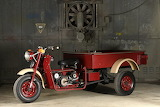 57er Moto Guzzi Truckster