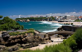 Biarritz beaches