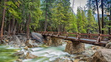 Yosemite bridge