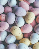 Rotate the egg candies