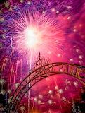 Bicentennial Park & 4th Fireworks - - BernieK