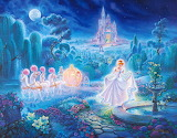 Cinderella evening magic