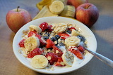 healthy food-muesli