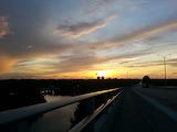 Sunrise over Vero, August 2015