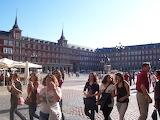 Plaza Mayor, Madrid - Spain