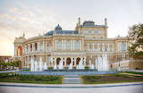 State Academic Theatre of Opera and Ballet, Odessa, Ukraine