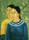 Frida kalo dos mujeres