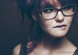 Redhead w/ Glasses