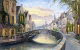 Beautiful-town-Belgien