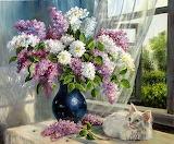 Olga Vorobyeva - Lilac Dreams