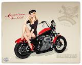 Marisa Miller-Harley-Davidson