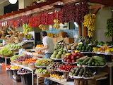 Funchal, Mercado dos Lavradores, Portugal