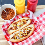 ^ Franks and Beans Hot Dogs