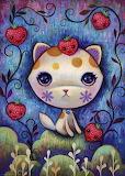 strawberry-kitty