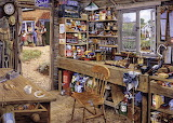 Dads Shed by Ravensburger