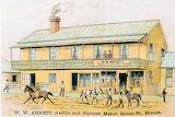 Arnett Saddle Queen Street