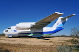 McDonnell Douglas (Boeing) YC-15 at Edwards AFB California