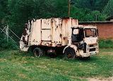 Mack Garbage Truck