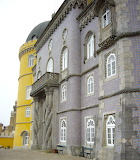 Pena National Palace, entrance, Sintra, Portugal