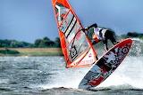 Windsurf funrace Brouwersdam