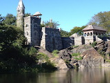 Belvedere Castle New York USA