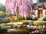 Cherry Blossom Cottage~ SungKim