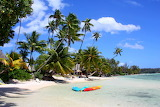 Moréa island-Haapiti Beach