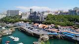 Biaritz harbour