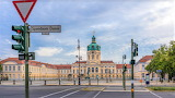 Castle Charlottenburg Spandauer Damm Berlin Germany