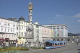 Linz, Hauptplatz, Austria
