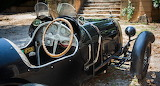 Bugatti Type 30 Inside