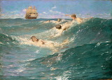 George Willoughby Maynard, In Strange Seas, 1889